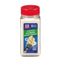 McCormick® Parmesan Alfredo Pasta Sauce & Seasoning Mix