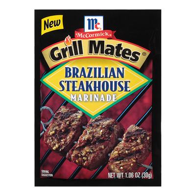 McCormick® Grill Mates® Brazilian Steakhouse Marinade