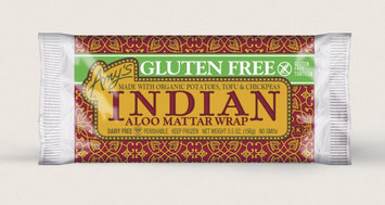 Amy's Kitchen Indian Aloo Mattar Wrap, Gluten Free