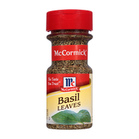 McCormick® Basil Leaves