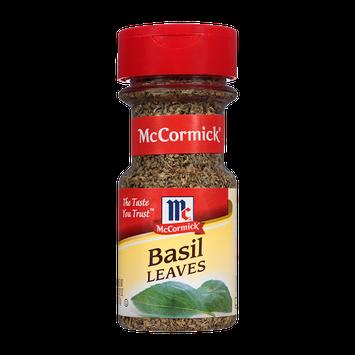 McCormick® Basil Leaves