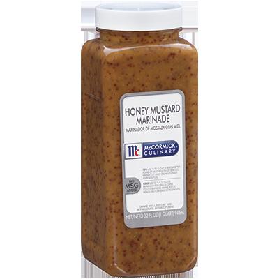 McCormick Culinary® Honey Mustard Marinade