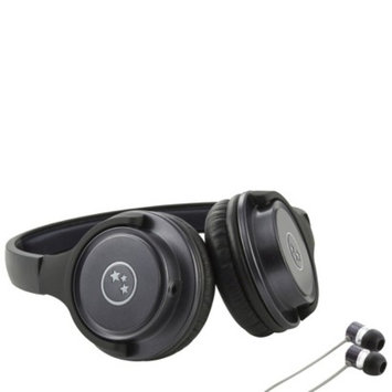 Able Planet Travelers' Choice Stereo Headphones - Silver