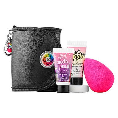 Beautyblender + Benefit Kit