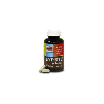 Carlson Laboratories Eye*Rite - 60 Capsules - Other Supplements