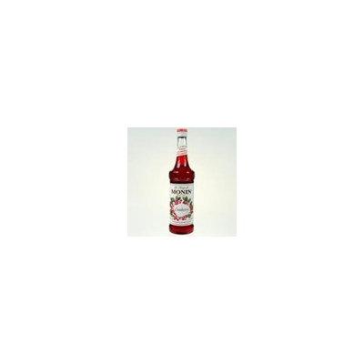 MONIN CRANBERRY SYRUP, 750 ml Bottle