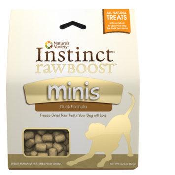 Nature's Variety Instinct Nature's VarietyA InstinctA Raw Boost Minis Dog Treat
