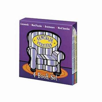 Armchair Puzzlers 4 Book Set Ages 12+
