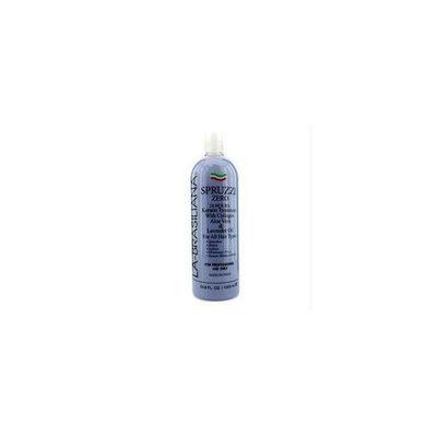 La-brasiliana 14976914244 Spruzzi Zero 24 Hours Keratin Treatment With Collagen Aloe Vera & Lavender Oil - 1000ml-33. 8oz