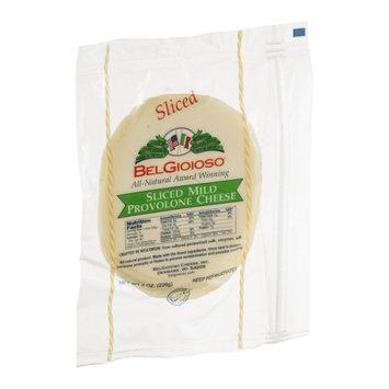 BelGioioso Provolone Cheese Sliced Mild