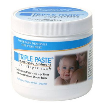Summer's Laboratories Triple Paste Diaper Rash Ointment - 10.0 oz.