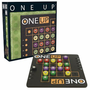 Family Games America One Up Ages 8+, 1 ea