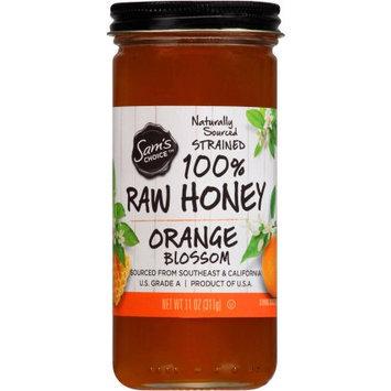 Sam's Choice Orange Blossom 100% Raw Honey, 11 oz
