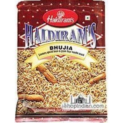 Haldiram's Bhujia , Savory Spices Beans & Gram Flour Noodles - 35.30oz, 1kg