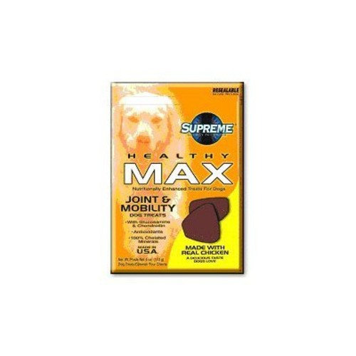 Supreme Quality Pet Foods Healthy Max Hip And Joint Dog Treat Reviews 2021