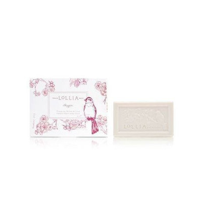 Lollia Imagine No. 71 Flowering Willow & Lotus 8.0 oz Finest Perfumed Soap