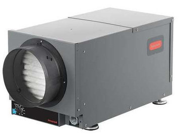 Honeywell Ducted Whole House Dehumidifier (65 pt). Model: DR65A2000