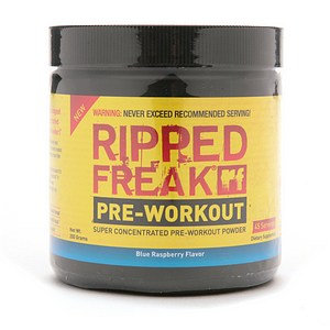 Ripped Freak Pre-Workout Super Concentrated  Powder