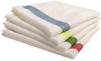 Sanitizer-Safe Microfiber Cloths Rubbermaid Specialty Cleaners 1835610