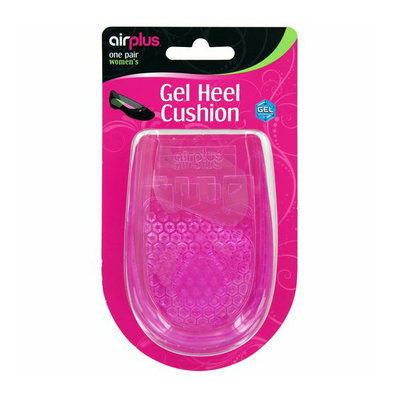 Airplus Women's Gel Heel Cushion