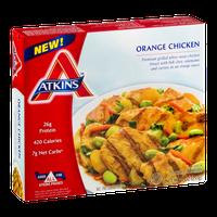 Atkins Orange Chicken