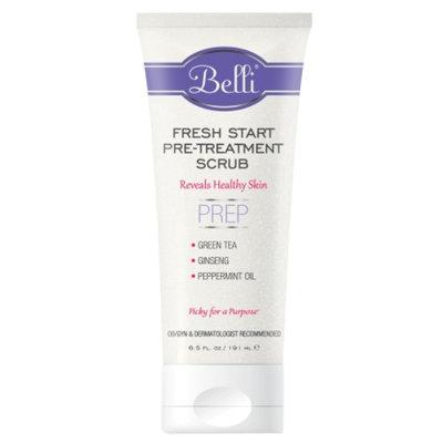 Belli Fresh Start Pre-Treatment Scrub, 6.5 oz
