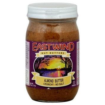 East Wind Eastwind Crunchy Almond Butter 16.0 OZ