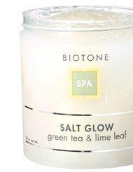 Biotone Green Tea and Lime Leaf Salt Glow