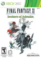 Square Enix FINAL FANTASY XI: Seekers of Adoulin