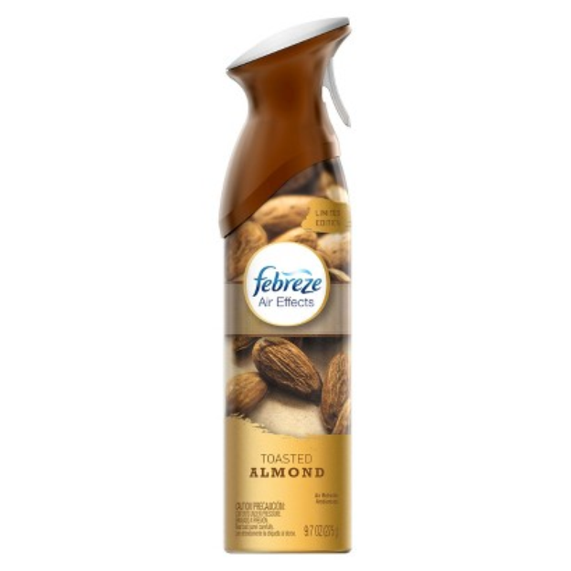 Febreze Air Effects Air Refresher - Toasted Almond (9.7oz)