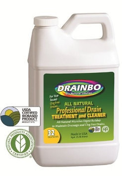 Drainbo 41564 1 Gallon Professional Drain Treatment and Cleaner