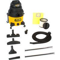 Shop-Vac SHO9252810 Shop Vac Vacuum Cleaner Wet / Dry; Black / Yellow