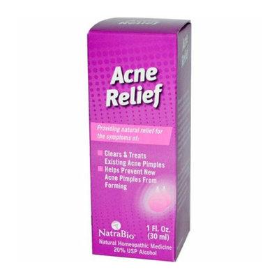 NatraBio Acne Relief Oral Drops 1 fl oz