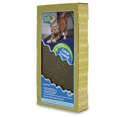 Cosmic OurPets Spiced Up Catnip Coated Cat Scratcher