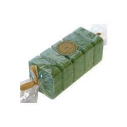 Pre De Provence Shea Butter Enriched Guest Soap Gift Set in Cello Wrap - Includes Five 25 Gram Soaps - Sage