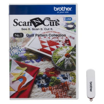 Brother Craft Cutter No. 1 Quilt Pattern