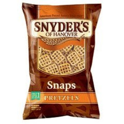 Snyder's Of Hanover Snyder's Snaps Pretzels 9 oz. 12 per case