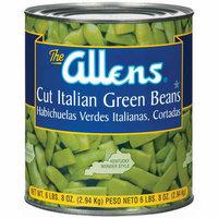 The Allens : Cut Italian Kentucky Wonder Style Green Beans