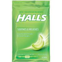 HALLS Menthol Cough Melon Splash Drops