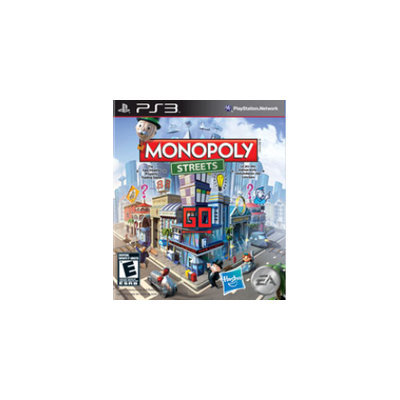Electronic Arts Monopoly Streets