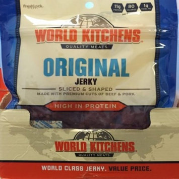 Jack Link's World Kitchens Original Jerky