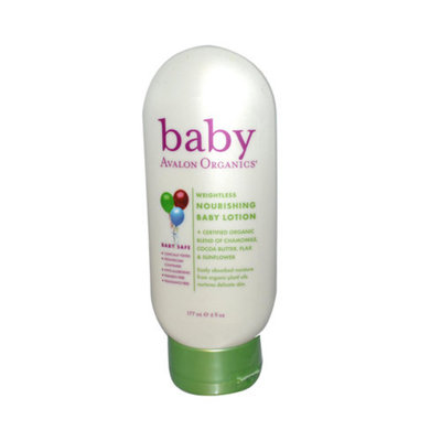 Avalon Baby Weightless Nourishing Baby Lotion