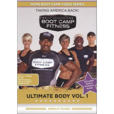 Jay Johnson's Boot Camp Fitness: Ultimate Body, Vol. 1 (Home Boot