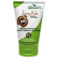 Goddess Garden Sunny Kid's Natural Sunscreen SPF 30