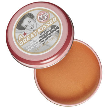 Soap & Glory A Great Kisser(TM) Lip Moisture Balm Vanilla Bean 0.63 oz