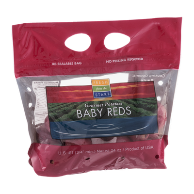 Fresh from the Start Baby Reds Gourmet Potatoes