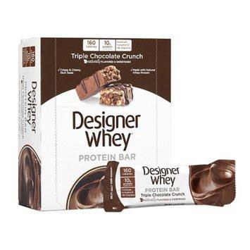 Designer Whey Protein Bars