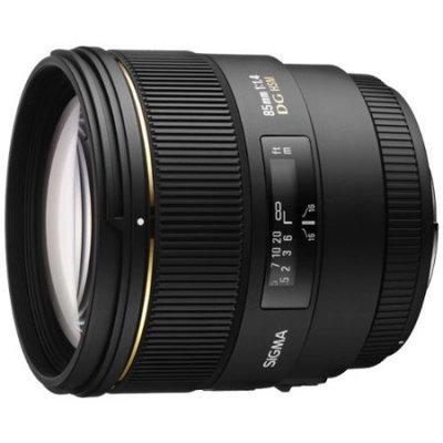 Sigma 85mm f/1.4 EX DG HSM Lens for Pentax