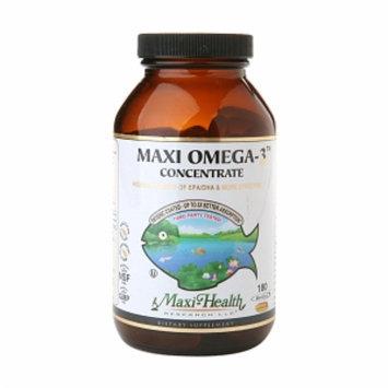 Maxi Health Omega-3 Concentrate EPA/DHA