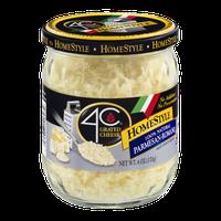 4C Grated Cheese Homestyle 100% Natural Parmesan-Romano